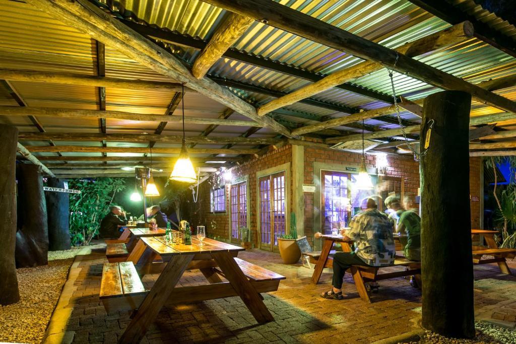 Photo de cet établissement dans la galerie & Urban Camp Windhoek u2013 Tarifs 2018