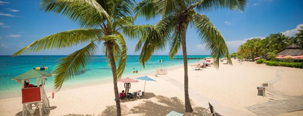 Ямайка! Омываемая нежным шелком Карибского моря