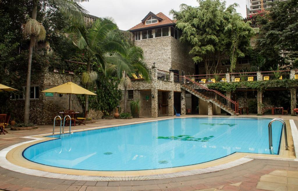 Fairview hotel nairobi kenya for Arabian cuisine nairobi