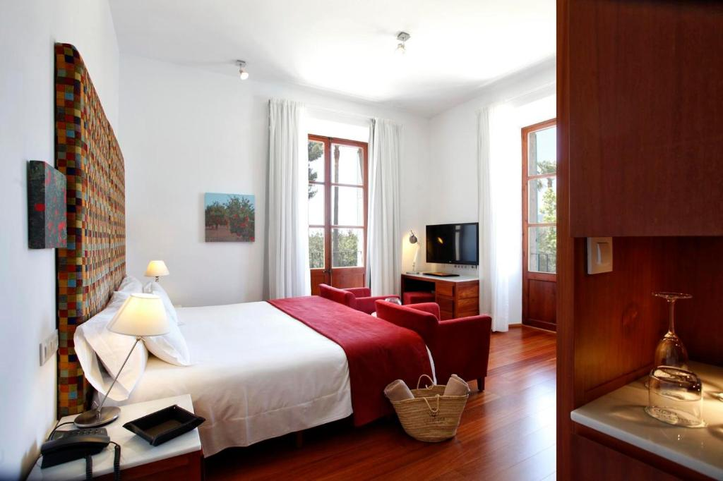 boutique hotels in consell  14