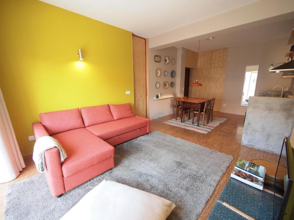 oporto cork apartment, porto, portugal - booking