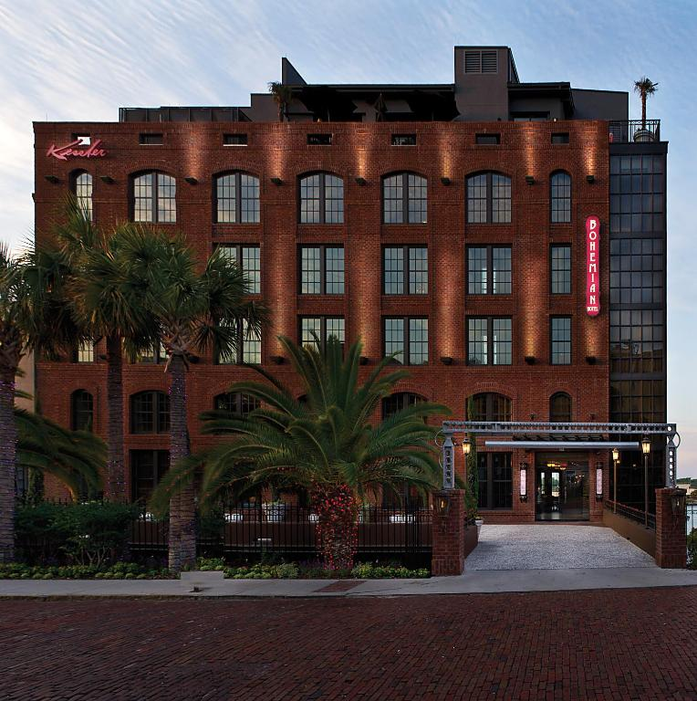 The Bohemian Hotel Savannah Riverfront Autograph Collection Reserve Now Gallery Image Of This Property