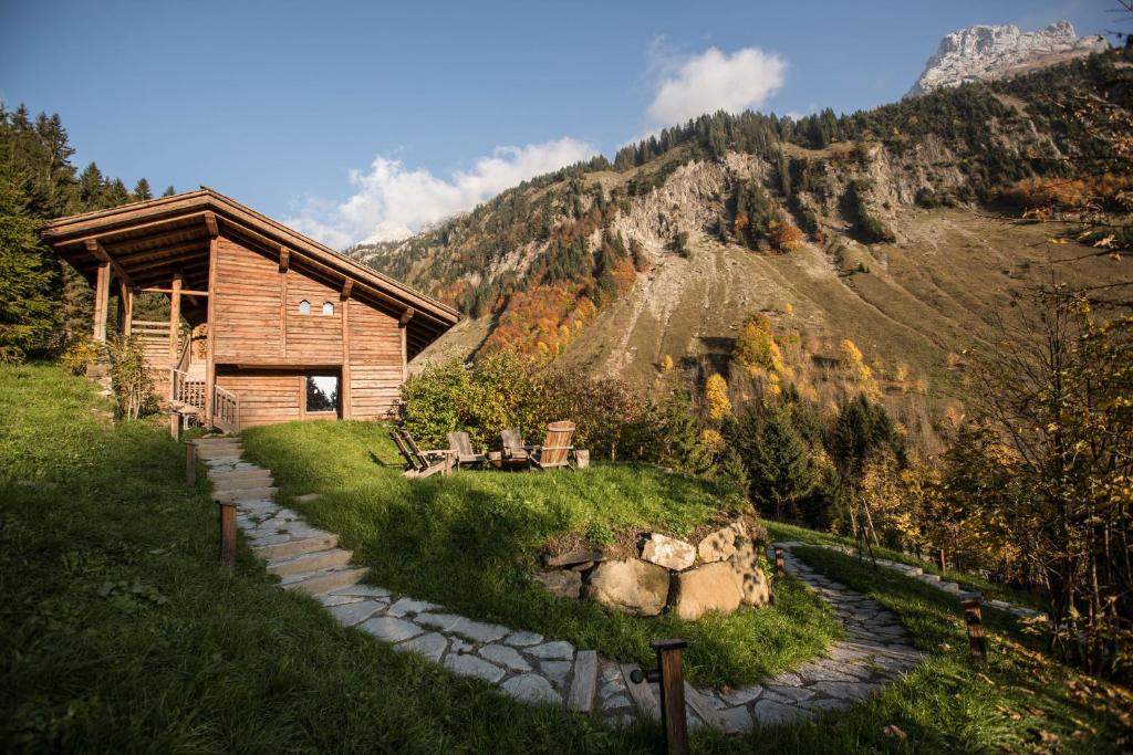 Chalet 1864 Le Grand Bornand France Booking Com
