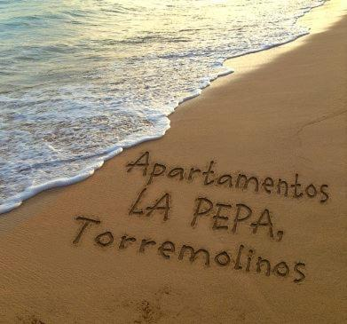 A bird's-eye view of Apartamento Pepa Bajondillo