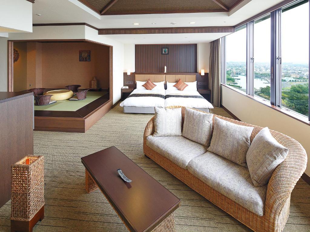ポイント3.海外リゾートを味わえる客室