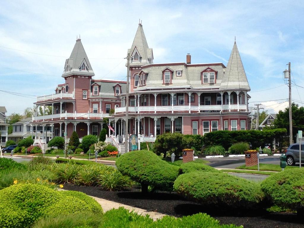Angel Of The Sea Bed And Breakfast Cape May Tarifs 2019