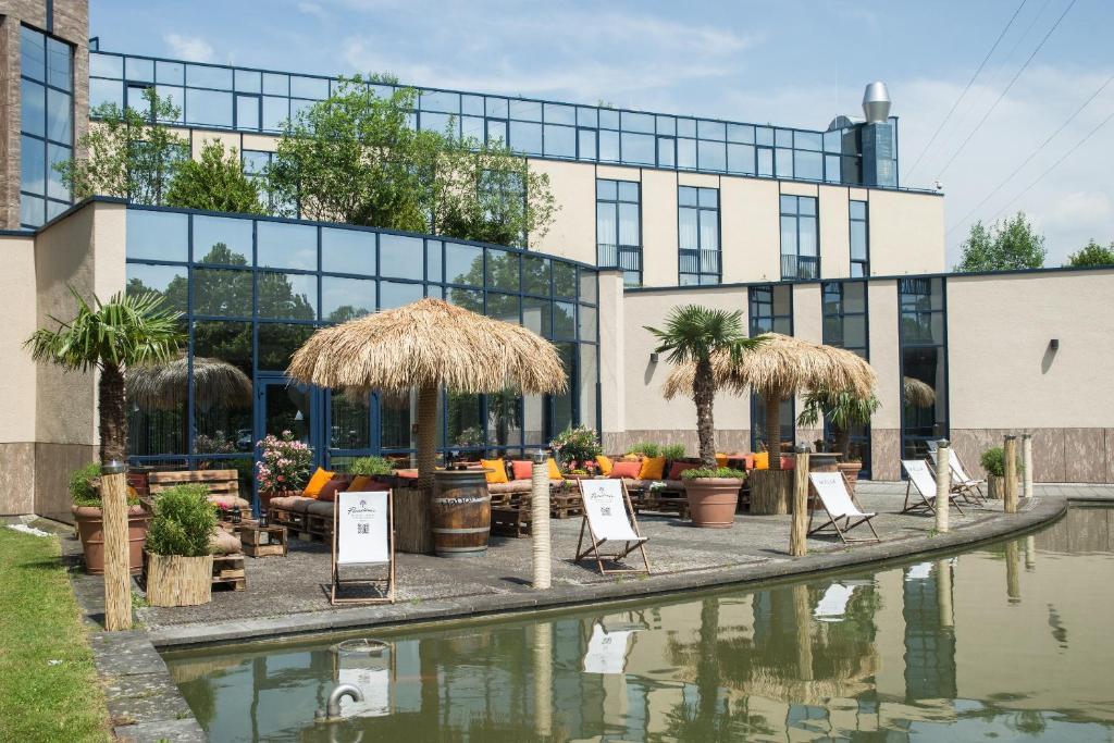 Hotel Tryp Dusseldorf Airport Deutschland Ratingen Booking Com