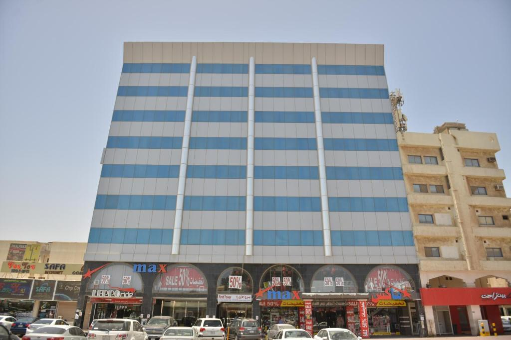 Aparthotel The First Tower Al Jubayl Saudi Arabia Booking Com