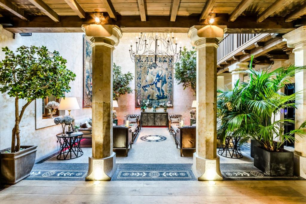 boutique hotels in salamanca  20