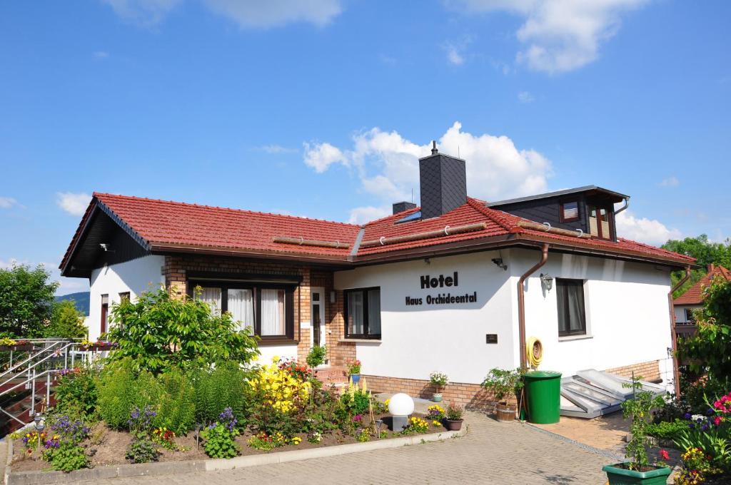 Hotel Haus Orchideental Jena Germany Booking Com
