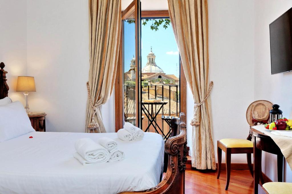 Guesthouse Terrazze Navona, Rome, Italy - Booking.com