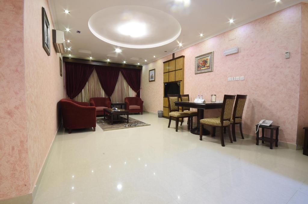 Condo Hotel Lugeen Ar Rass Al Rass Saudi Arabia Booking Com
