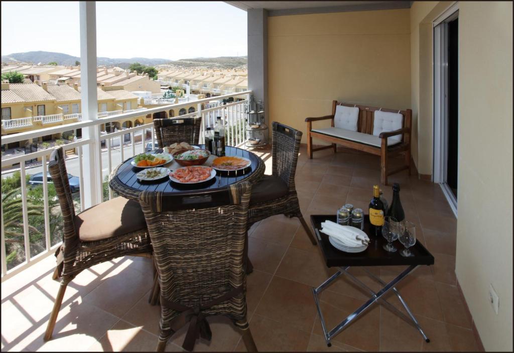Bonita foto de Penthouse Apartment El Campello