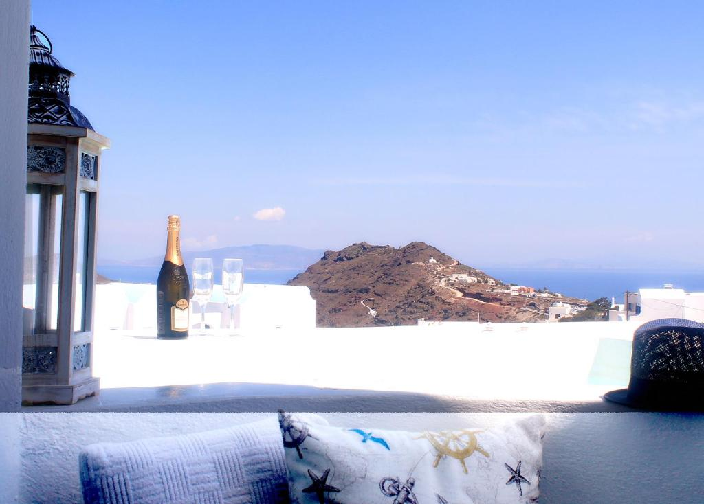 Athiri Santorini Family Friendly Hotel en invierno