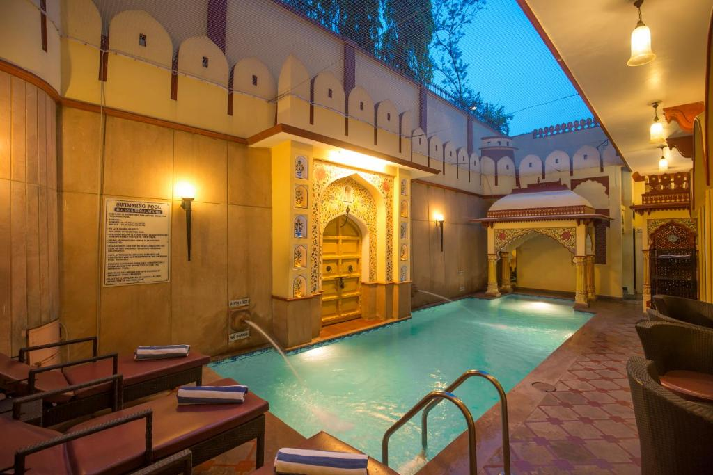 The swimming pool at or near Umaid Mahal - Heritage Style Hotel