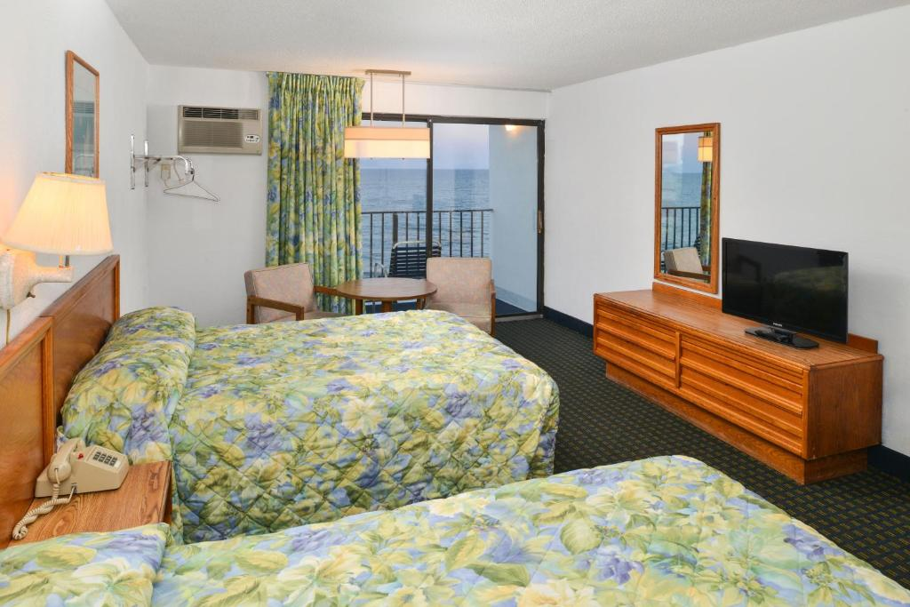 Hotel Sea Horn Myrtle Beach SC - Booking
