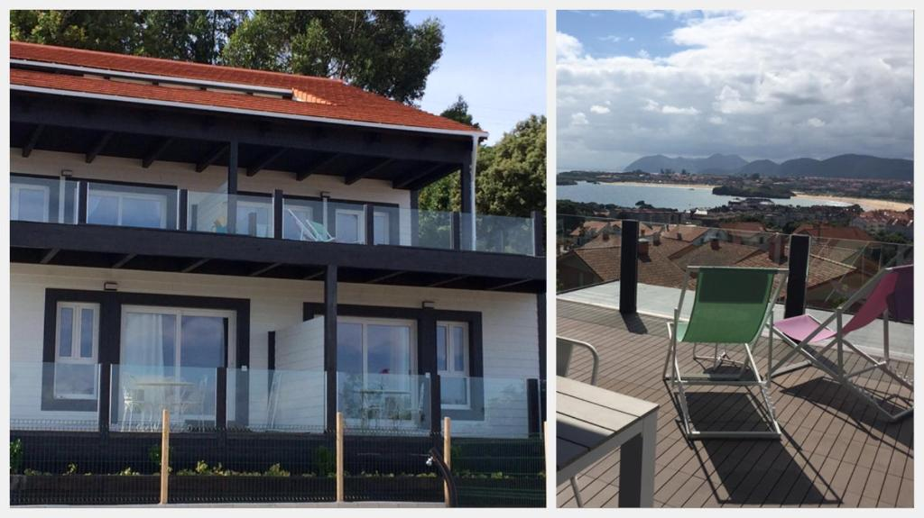 Apartments In Mentera-barruelo Cantabria