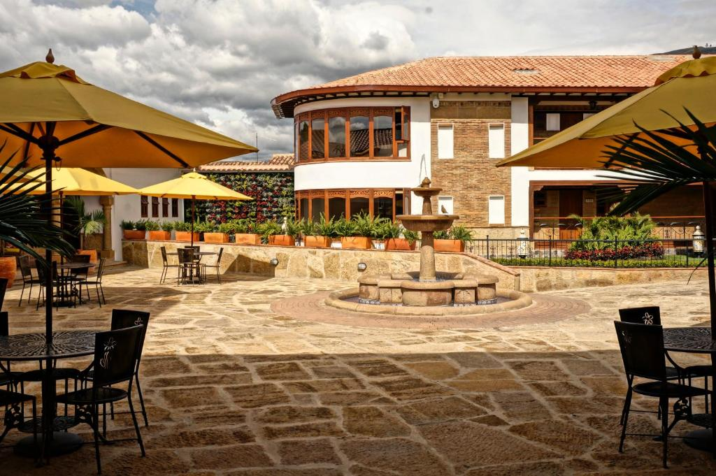 Hotel Getsemani Villa De Leyva