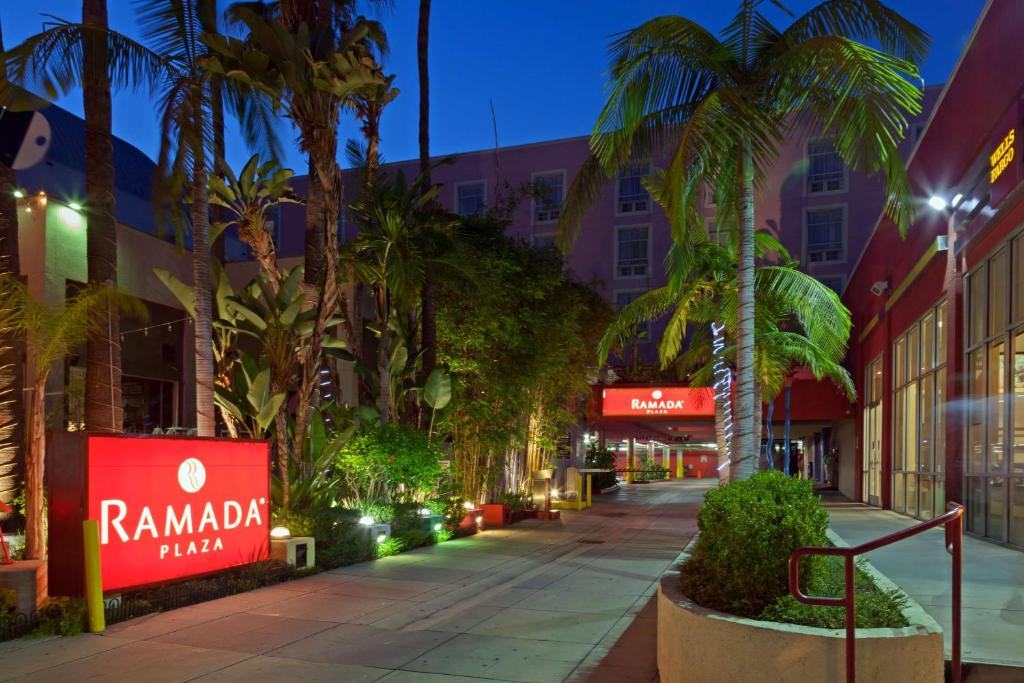 Ramada Plaza West Hollywood Hotel And Suites Los Angeles Usa Deals