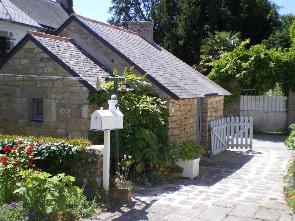 Maison de vacances g te la maison d 39 angelina france le - Maison ile aux moines ...
