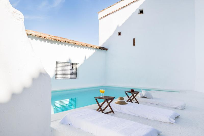 boutique hotels badajoz provinz  49