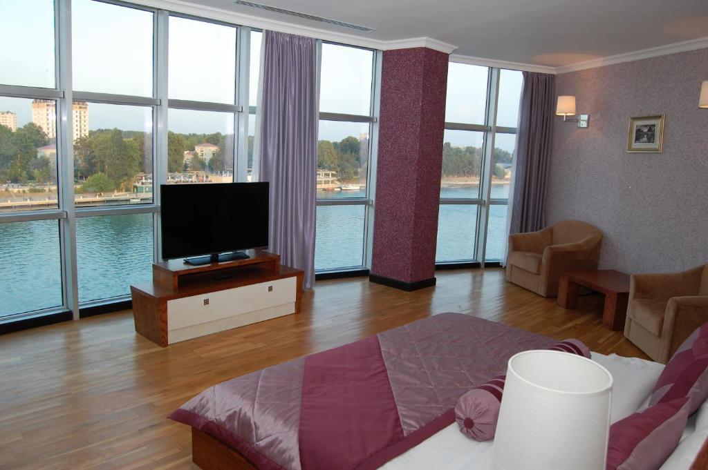 Agsaray Deluxe Hotel Mingachevir Azerbaijan Bookingcom
