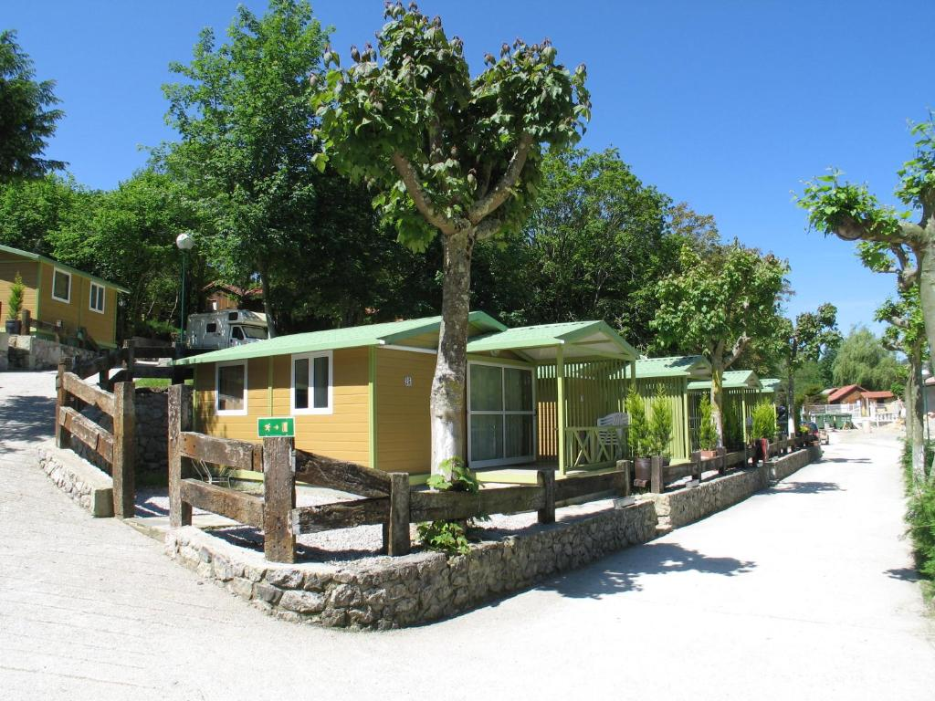 Camping Rio Purón Reserve now. Gallery image of this property ...