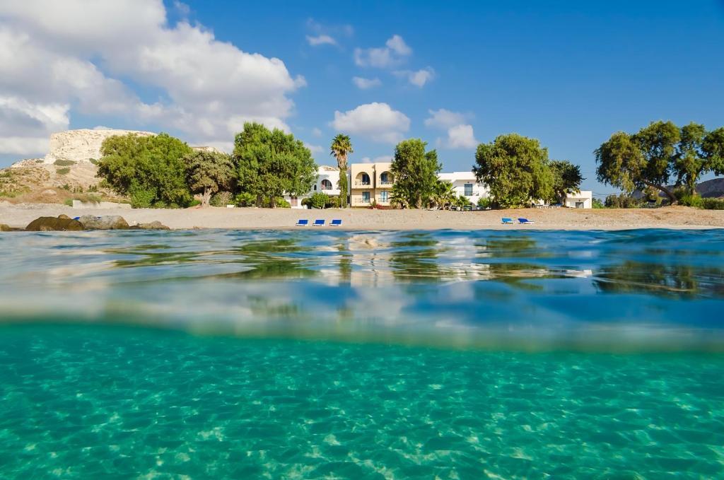 Новое жилье в Олимпия на берегу моря