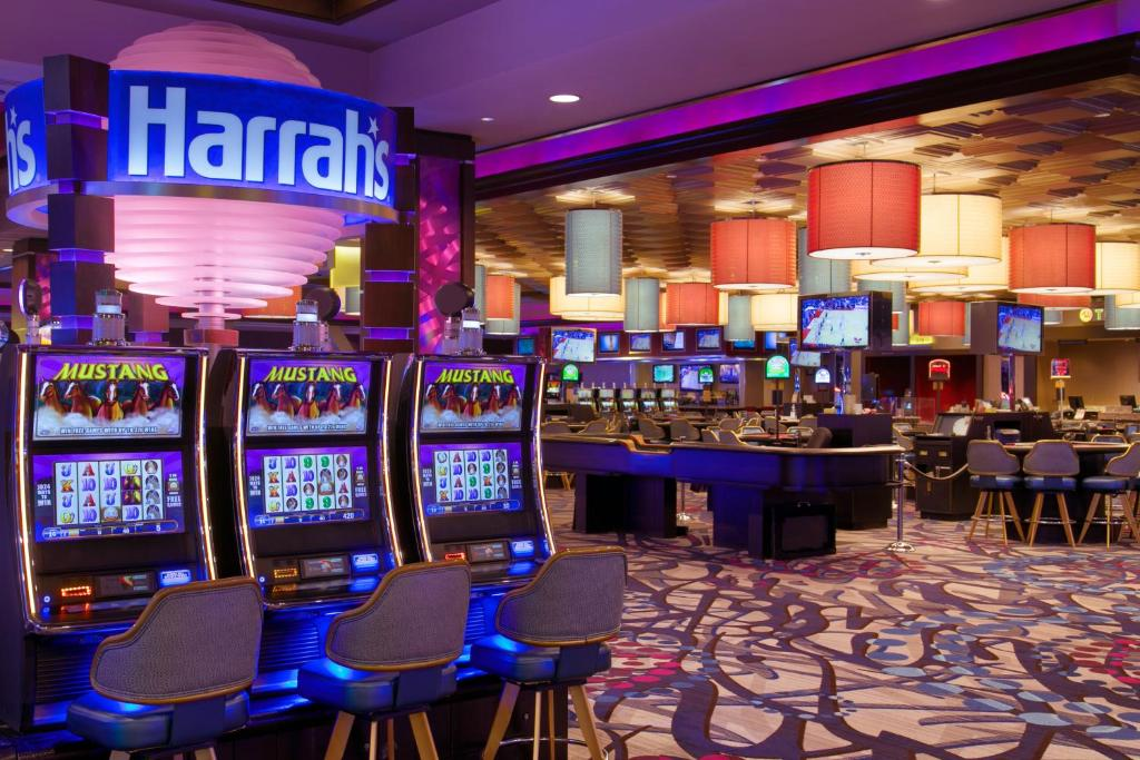 Harrahs casino hotel council bluffs st louis casino grand opening