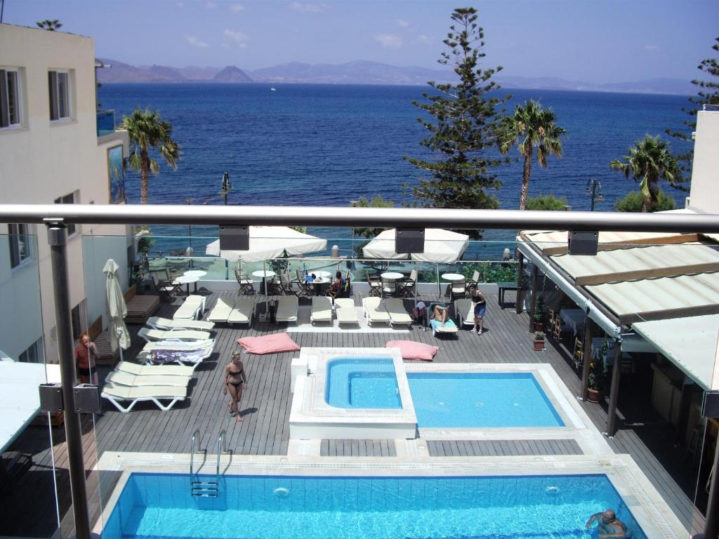 Rooms: Bristol Sea View Hotel (Grækenland Kos Town)
