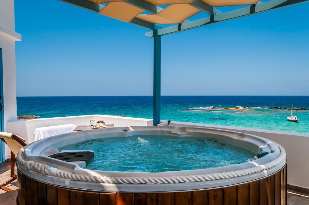 Hotel Del Mar Milos