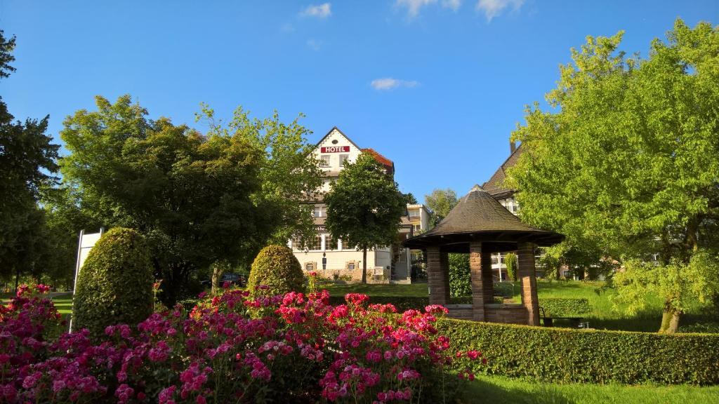Parkhotel - Pyrmont (Deutschland Bad Pyrmont) - Booking.com