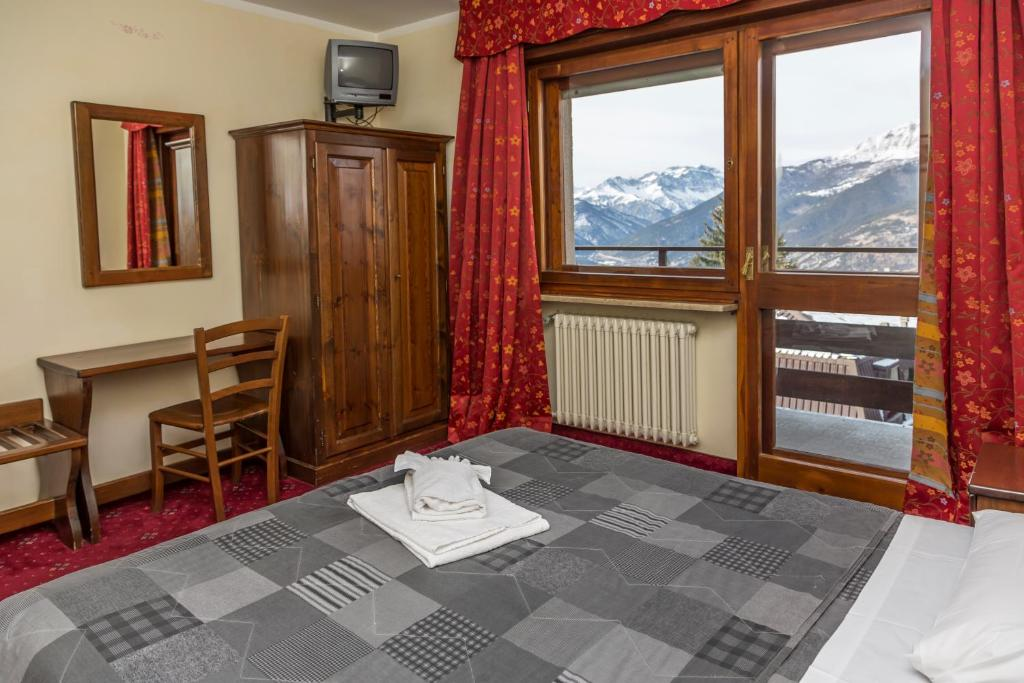 Hotel La Terrazza, Sauze d'Oulx – Updated 2018 Prices