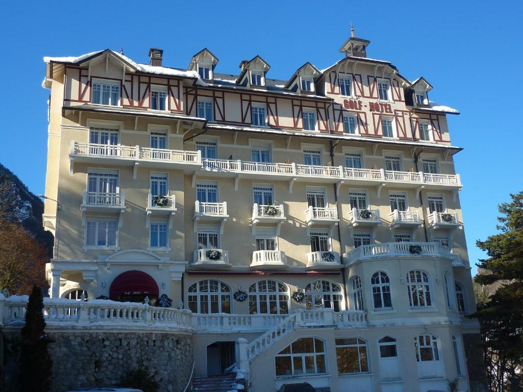 Superbe Golf Hotel (Hotel), Brides Les Bains (France) Deals