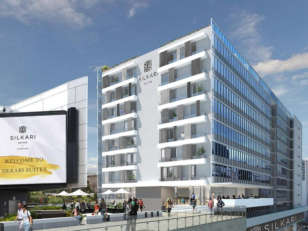 Image result for Silkari Suites at Chatswood Sydney