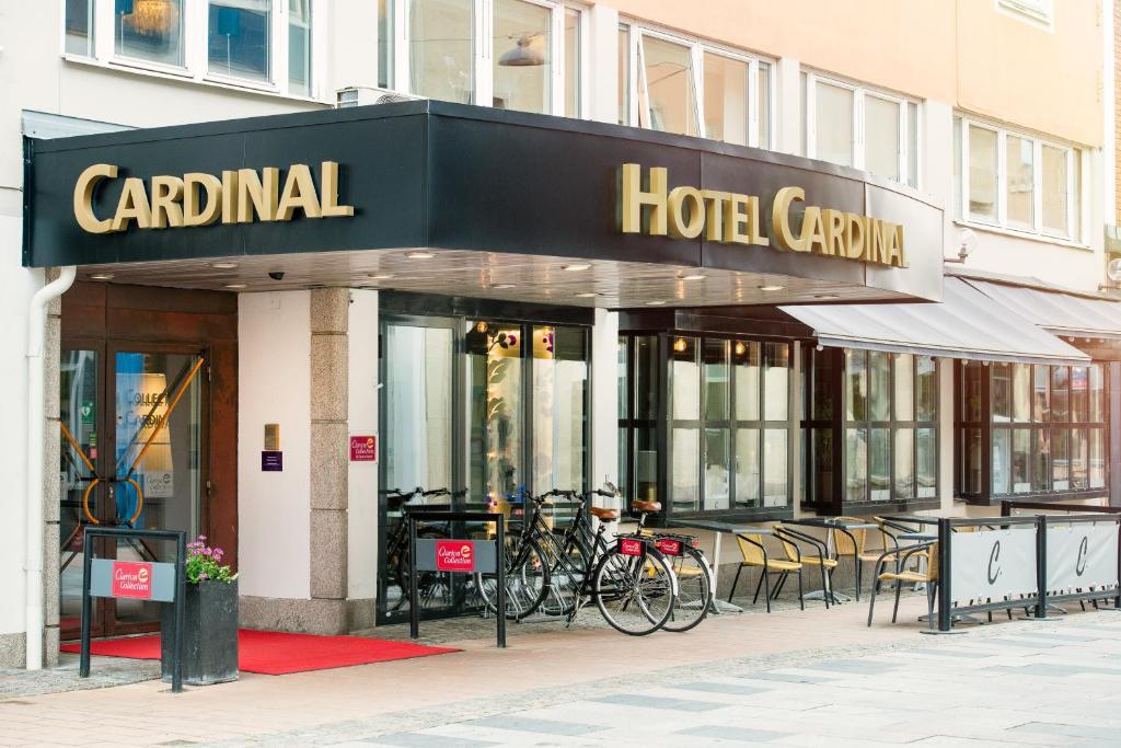 cardinal hotell växjö