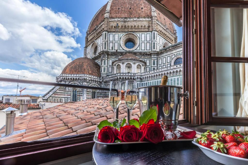 Italian Florence: Hotel Duomo Firenze, Florence, Italy