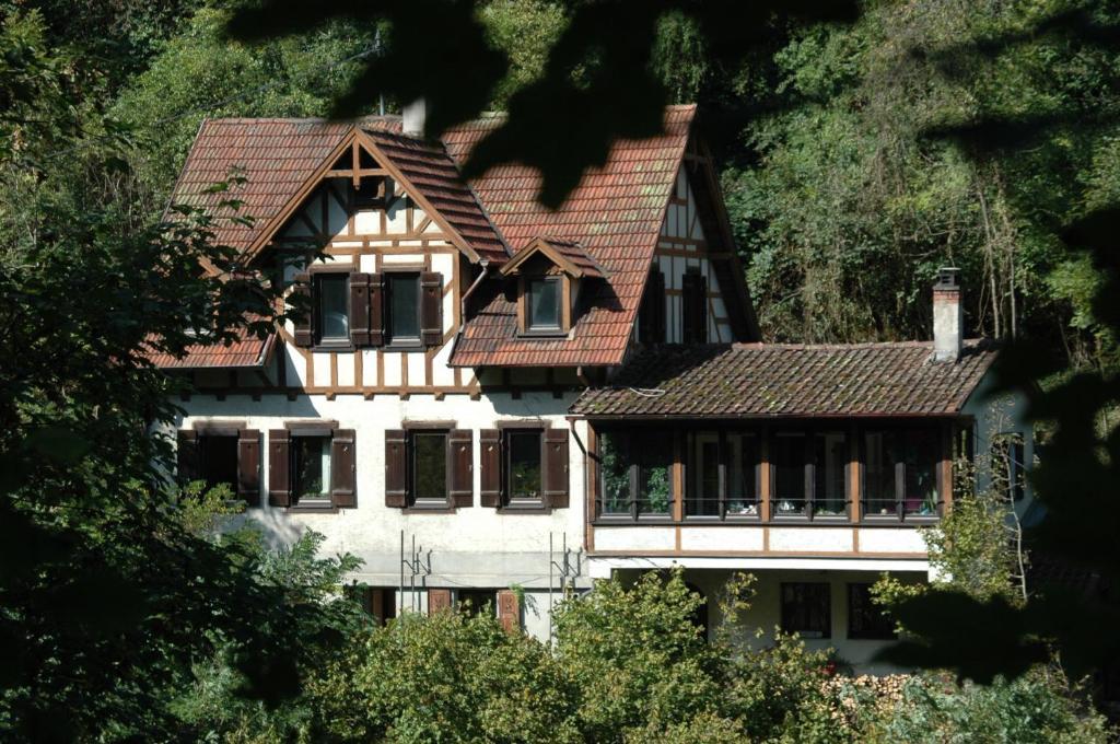 Das Haus am Hang (Deutschland Schwäbisch Hall) - Booking.com