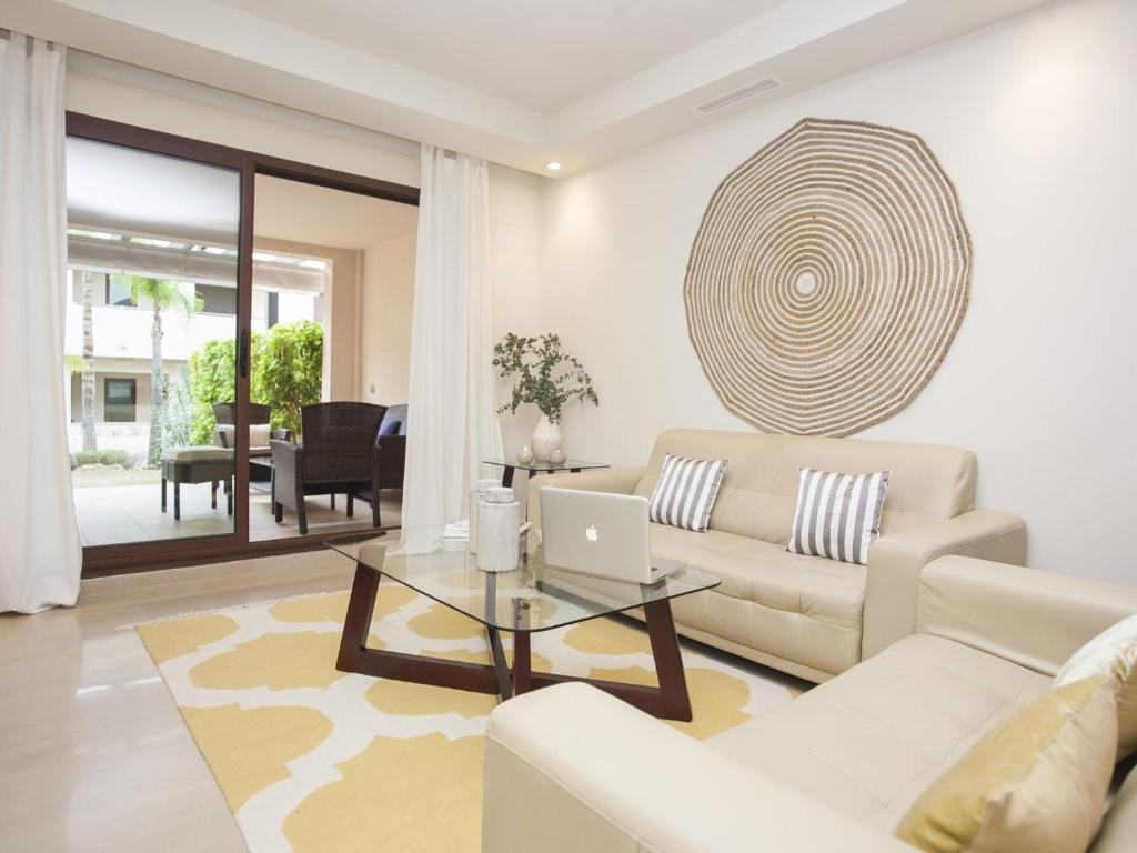 Living De apartment paradise at medina de banús marbella spain booking com