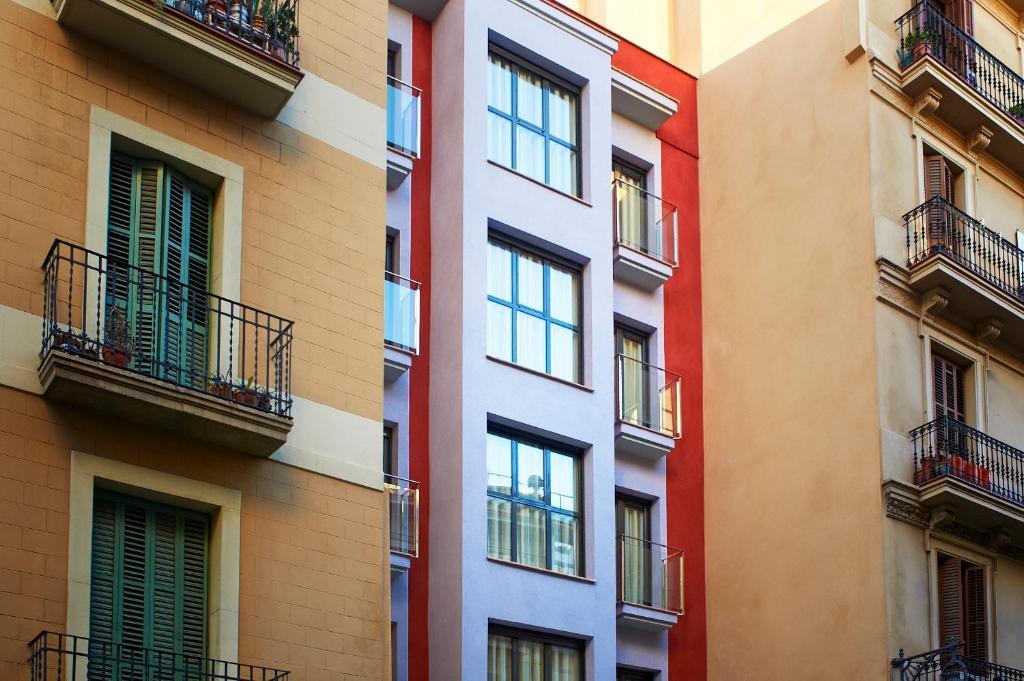 Barcelona Apartment Gran de Gràcia foto