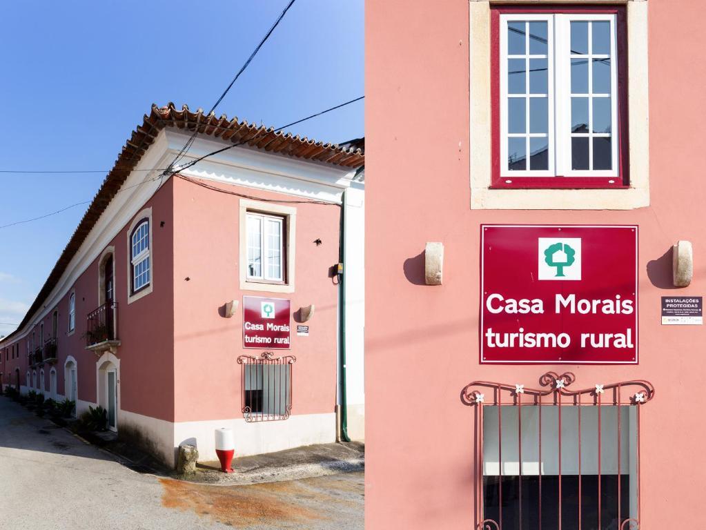 Casa de h spedes casa morais turismo rural portugal coimbra - Casa rural lisboa ...