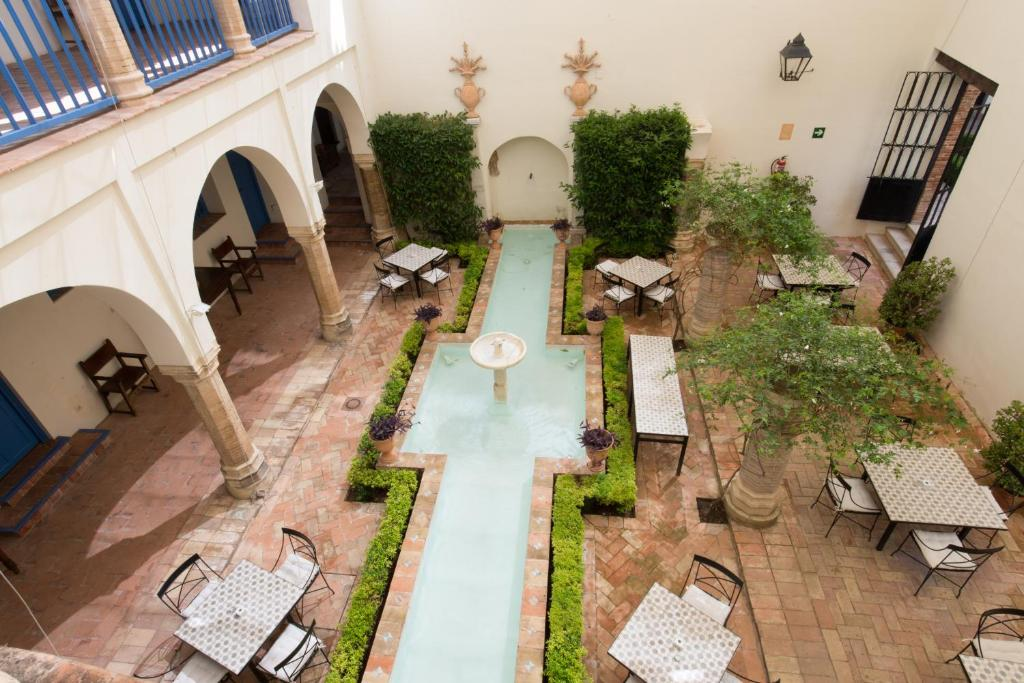 boutique hotels in córdoba  123