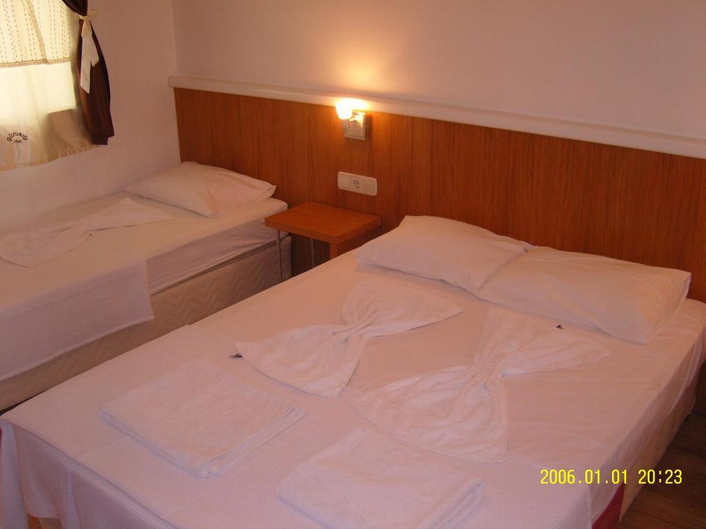 A room at Gunisigi Hotel