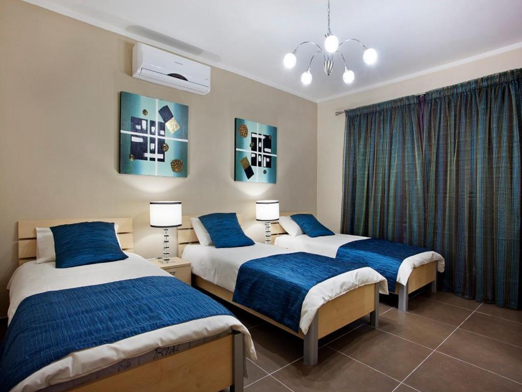 Villa Belvedere St Julian's Malta Booking Com
