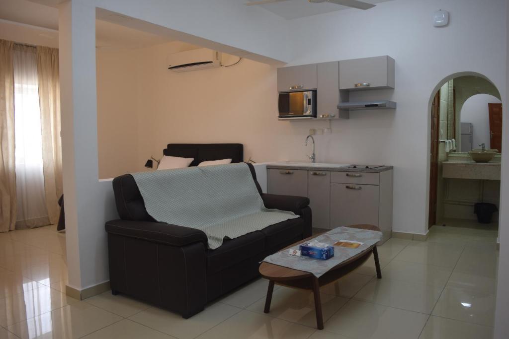 Appart hotel moulk center djibouti djibouti for Appart hotel tarif