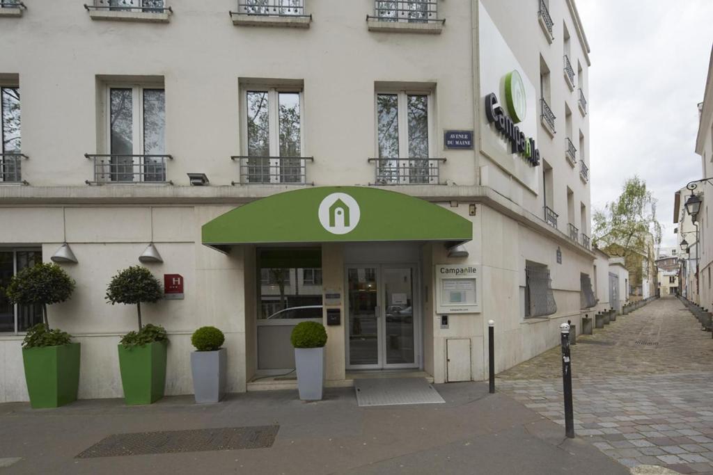 reservation hôtel paris 75014