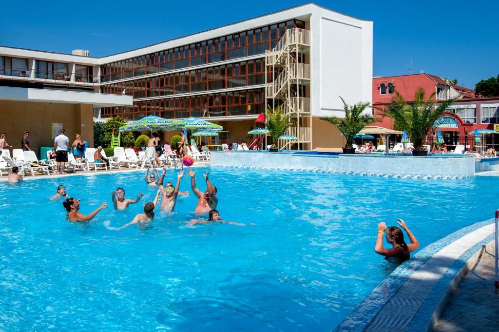 Хотел Mercury Hotel-Premium All Inclusive - Слънчев бряг
