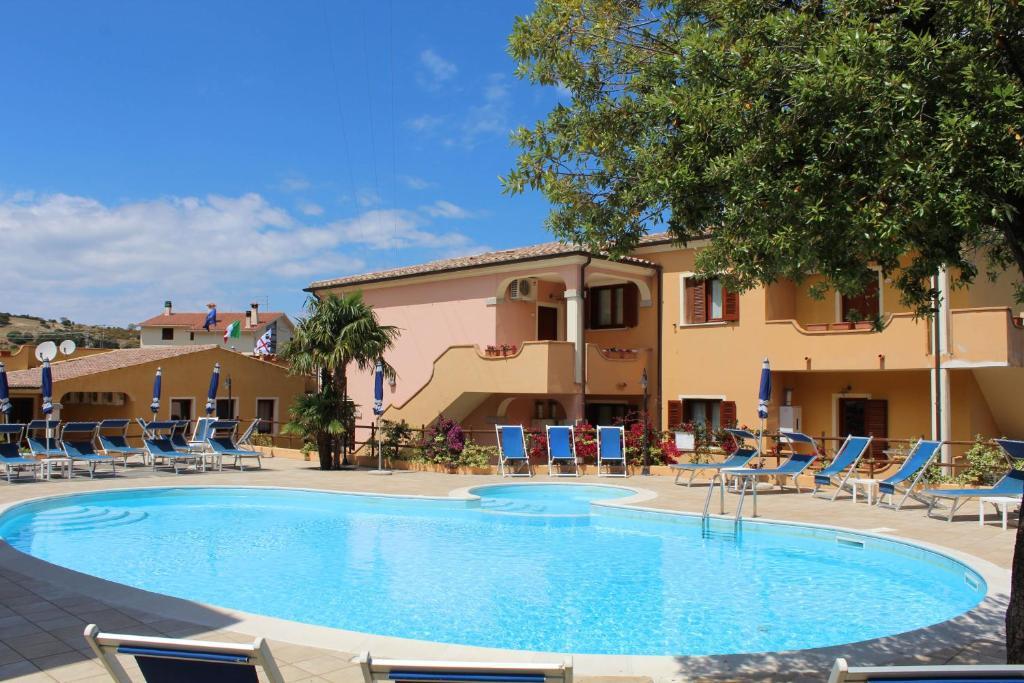Nearby hotel : Residence Corte Dei Venti