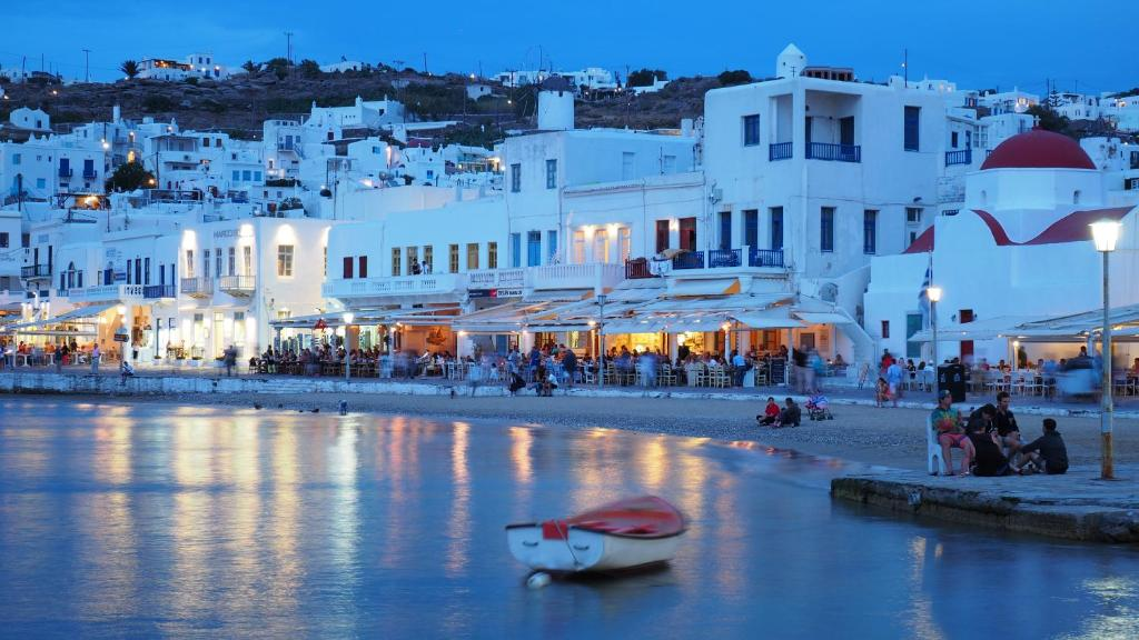 Villa Mykonos Town Pad Mykonos City Greece Booking Com