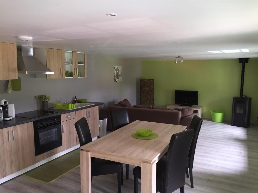 Apartments In Saales Alsace